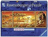 Ravensburger Erwachsenenpuzzle- Impresiones africanas. (Ravensburger Spieleverlag 19836) , color/modelo surtido