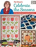 Pat Sloan's Celebrate the Seasons: 14 Easy Quilts and...