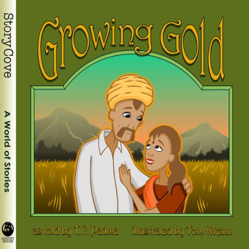 Growing Gold  By  cover art