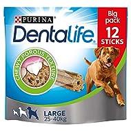 Dentalife Large Dog Dental Chew, 12 Sticks x Pack of 3