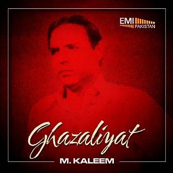 M.Kaleem - Ghazaliyat