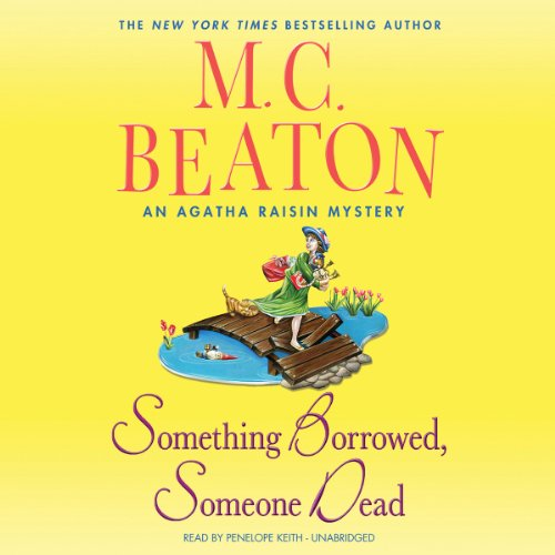 Something Borrowed, Someone Dead audiobook cover art