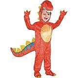 amscan 844661-55 Dinosaurier-Kostüm Dinomit, 4-6 Jahre