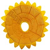 CaaWoo Sunflower Pet Elisabettiano Collare, Collare Morbido...