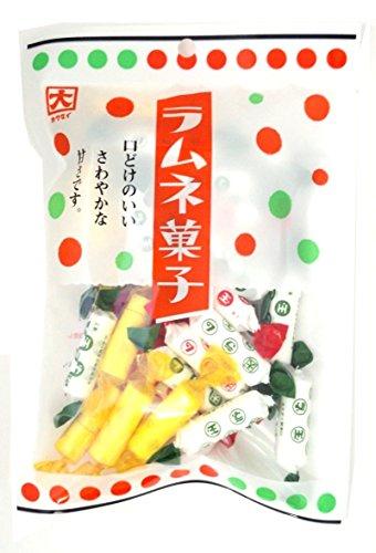 カクダイ製菓 ラムネ菓子 100g×10袋