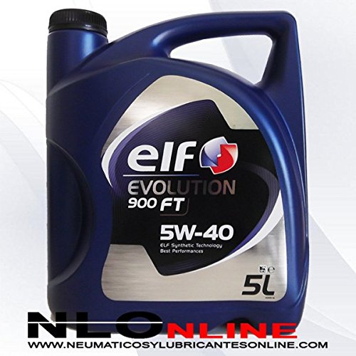 Elf Evolution 900 FT 5W40 5L