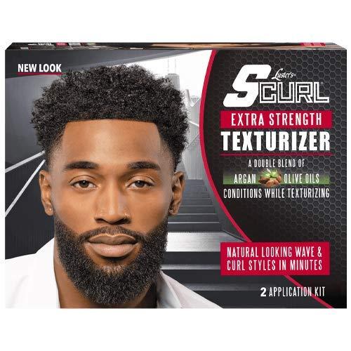 Luster's scurl Texturant cheveux épais 2 applications