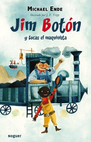 Jim Botón y Lucas el Maquinista (Noguer Infantil)