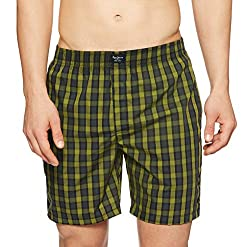 Pepe Jeans Mens Checkered Boxers