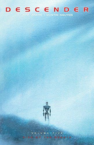 Descender Vol. 5: Rise Of The Robots (English Edition)
