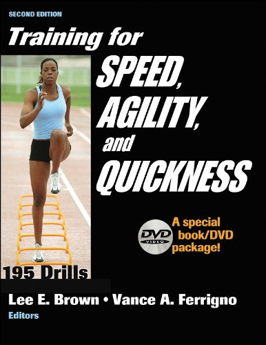 Training for Speed, Agility, and Quickness: Special Book/DVD Package