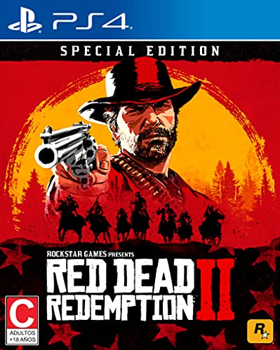 Red Dead Redemption 2 Special Edition - Ps4