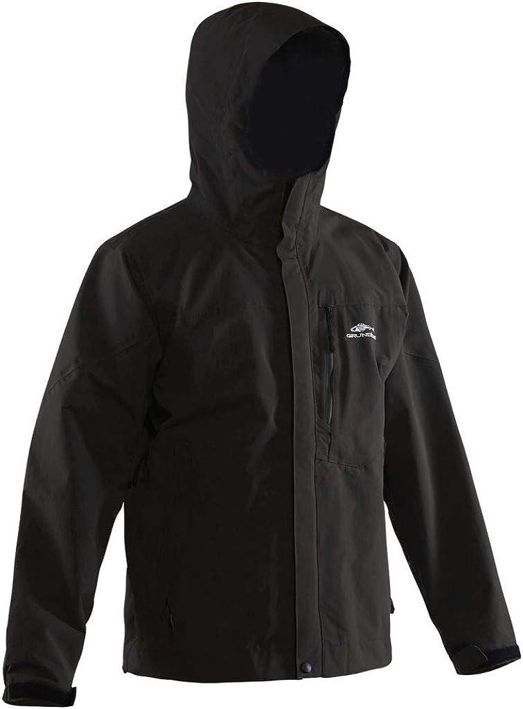 Grundéns Men's Charlotte Mall 35% OFF Storm Surge Fishing Jacket Black Vents with