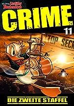 Lustiges Taschenbuch Crime 11: Die zweite Staffel