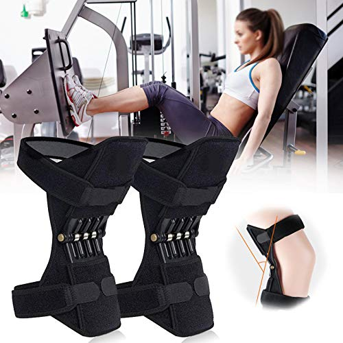 ZH-VBC Knee Active Plus Rodillera, Protector de Rodilla, Correa de