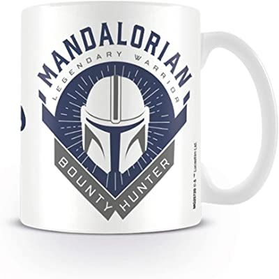 【予約商品】 STAR WARS スターウォーズ (映画公開記念「スカイウォーカーの夜明け」) - The Mandalorian (Bounty Hunter) / マグカップ 【公式/オフィシャル】