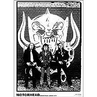 MOTORHEAD モーターヘッド - LONDON/ポスター 【公式/オフィシャル】
