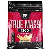 BSN True Mass 1200, Proteine in Polvere per Aumento della Massa Muscolare, Proteine ...