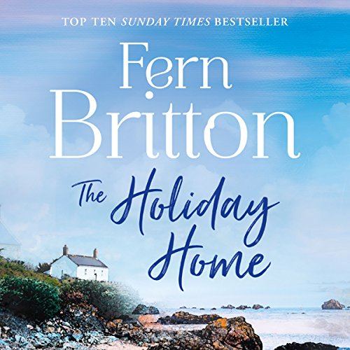 The Holiday Home audiobook cover art