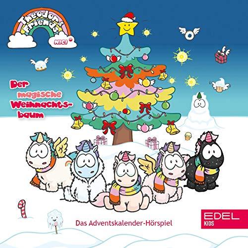 Der magische Weihnachtsbaum. Das Adventskalender-Hörspiel Titelbild