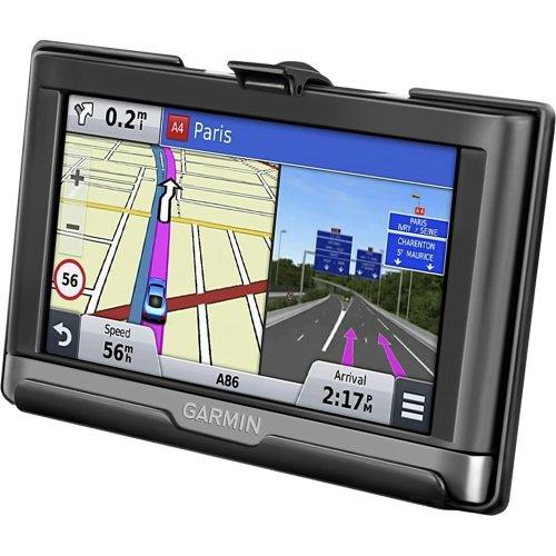 Ram Mount® RAM-HOL-GA58U houder (navigatie, auto, zwart, passieve houder, composiet, Nuvi 2457LMT/2497LMT)
