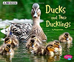 Ducks and Their Ducklings: A 4D Book (Animal Offspring)