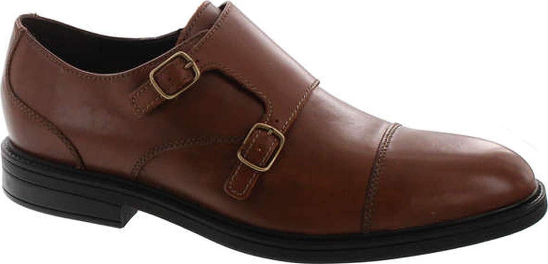 Bostoniska herr Cordis Style Oxfords skor, Tan läder,8.5 läder,8.5 läder,8.5  billigt försäljning online