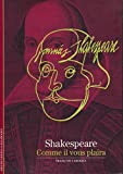 Shakespeare - Comme il vous plaira - Collection