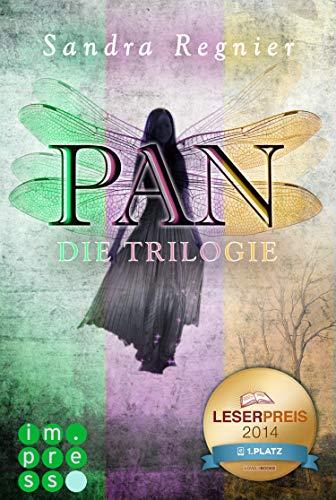 Die Pan-Trilogie: Band 1-3: Romantische Urban Fantasy, die dich in die Welt der Elfen führt