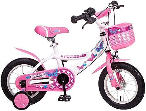 Minmin-chezi fürrad Kind mädchen mädchen 14 16 Zoll Princess Bike Bicycle (Größe   16in)