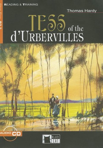 Tess Of The D'Urbervilles [With CD (Audio)] [Lingua inglese]