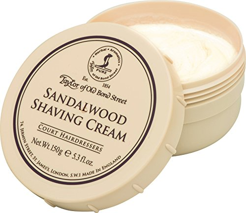 Taylor of Old Bond Street Sandalwood Shaving Cream...