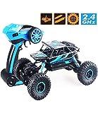 Vivir 1:18 Scale RC Rock Crawler Toys for Kids