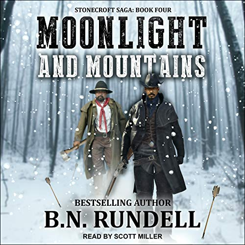 Moonlight and Mountains Audiobook By B.N. Rundell cover art