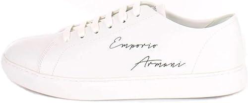 emporio armani sneakers con lacci da uomo x4x261