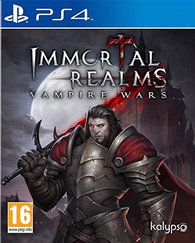 Jogo PS4 Immortal Realms Vampire Wars