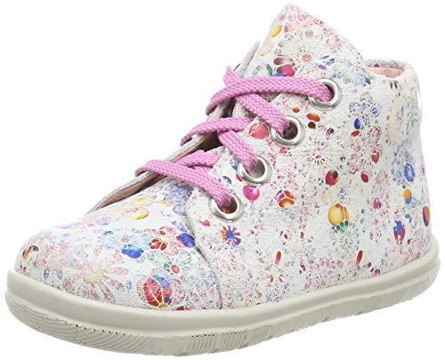 Däumling Baby Mädchen Pey Sneaker, Mehrfarbig (Lupine Multicolor 18), 23 EU
