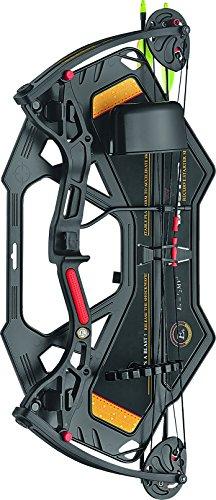 EK-Archery Compound Jugendbogen Set Buster, Arcobaleno Unisex-Adulto, Blu, M