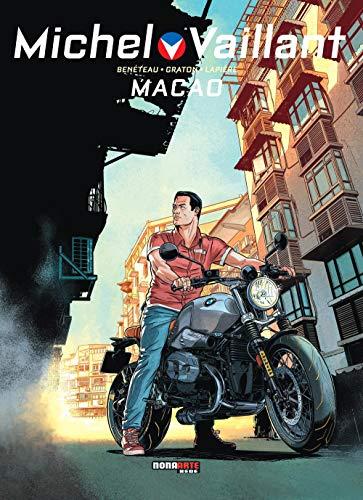 Macao. Michel Vaillant: 7