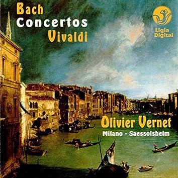 Bach-Vivaldi : Concertos