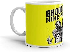 Brooklyn Nine-Nine Mug 11 Oz White Ceramic