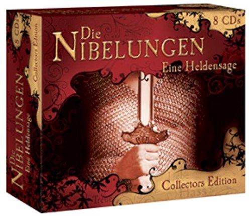 Die Nibelungen: Eine Heldensage - Collectors Edition (8 CDs)