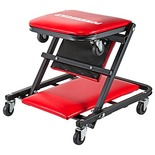 Powerbuilt 620513 36' Zag 2 in 1 Creeper/Rolling Seat