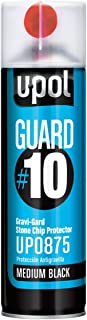 U-Pol Products Guard#10 CHIP Protector Black (UPL-UP0875)