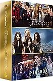 Coffret séries : gossip girls, saison 1 ; pretty little liars, saison 1 ; riverdale, saison 1 [FR Import]