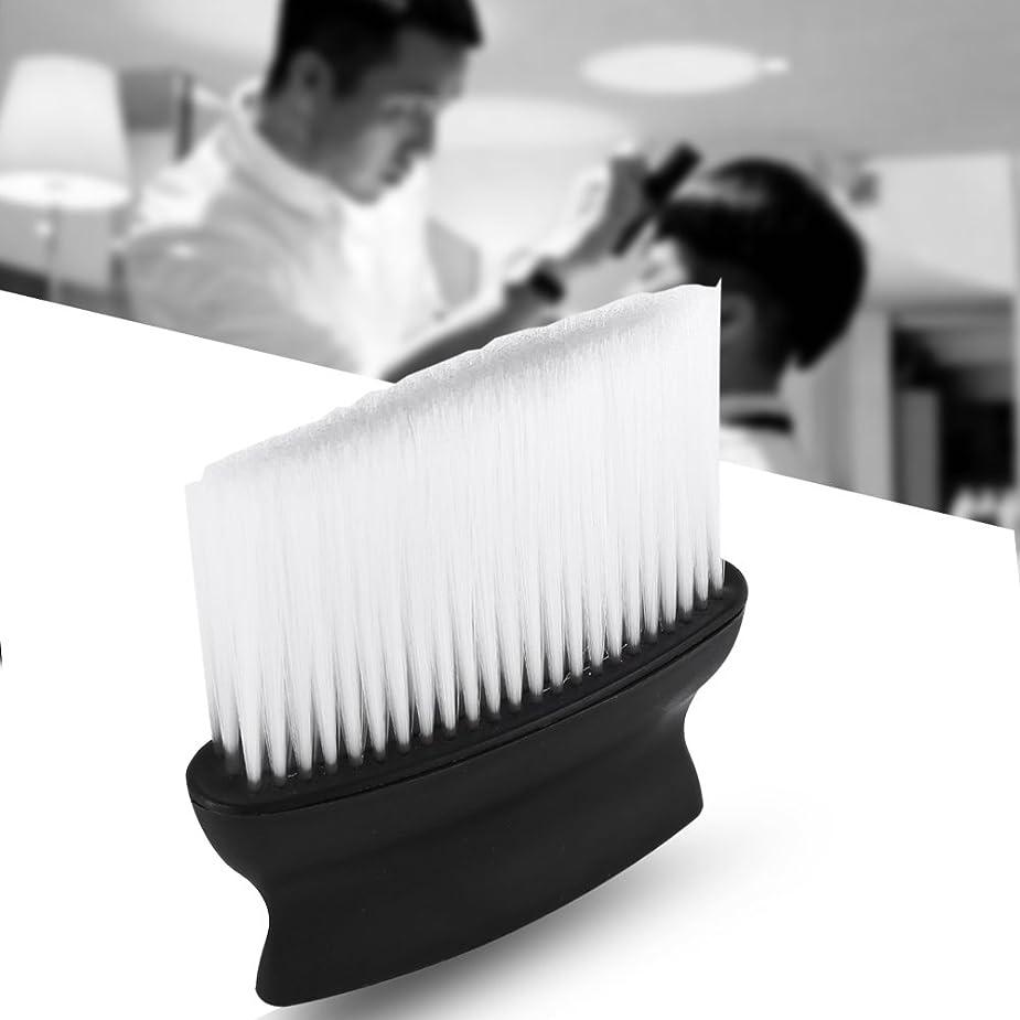 たるみ熱望する偉業ヘアブラシ 毛払いブラシ 散髪 髪切り 散髪用ツール 床屋 理髪店 美容院 ソフトブラシ ナイロン