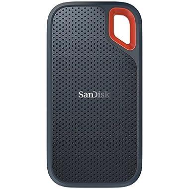 SanDisk 500GB Extreme Portable SSD - SDSSDE60-500G-G25