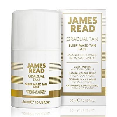 JAMES READ Mascarilla facial