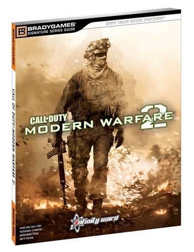 Call Of Duty Modern Warfare 2 Signature Series Strategy Guide
