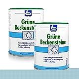 2x Dr. Becher Grüne Beckensteine für Urinale 35 stk.